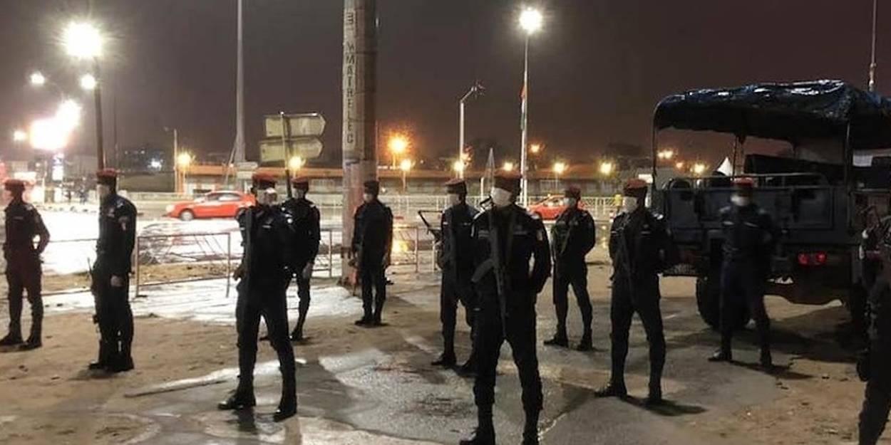 Etat d'urgence : L'appel de l'AIS, la RADDHO et la LSDH pour le respect des règles du couvre-feu.