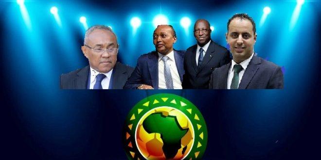 Présidence CAF : Les dossiers de Patrice Motsepe et Ahmed Yahya en attente, Ahmad Ahmad écarté du processus.