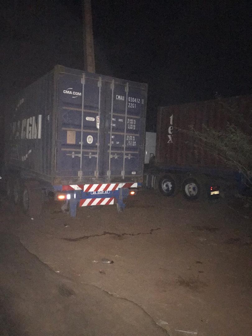 Exportation de l'arachide : Une cinquantaine de camions interceptée au pont Noirot de Kaolack, à Sanguil et à Dinguiraye.