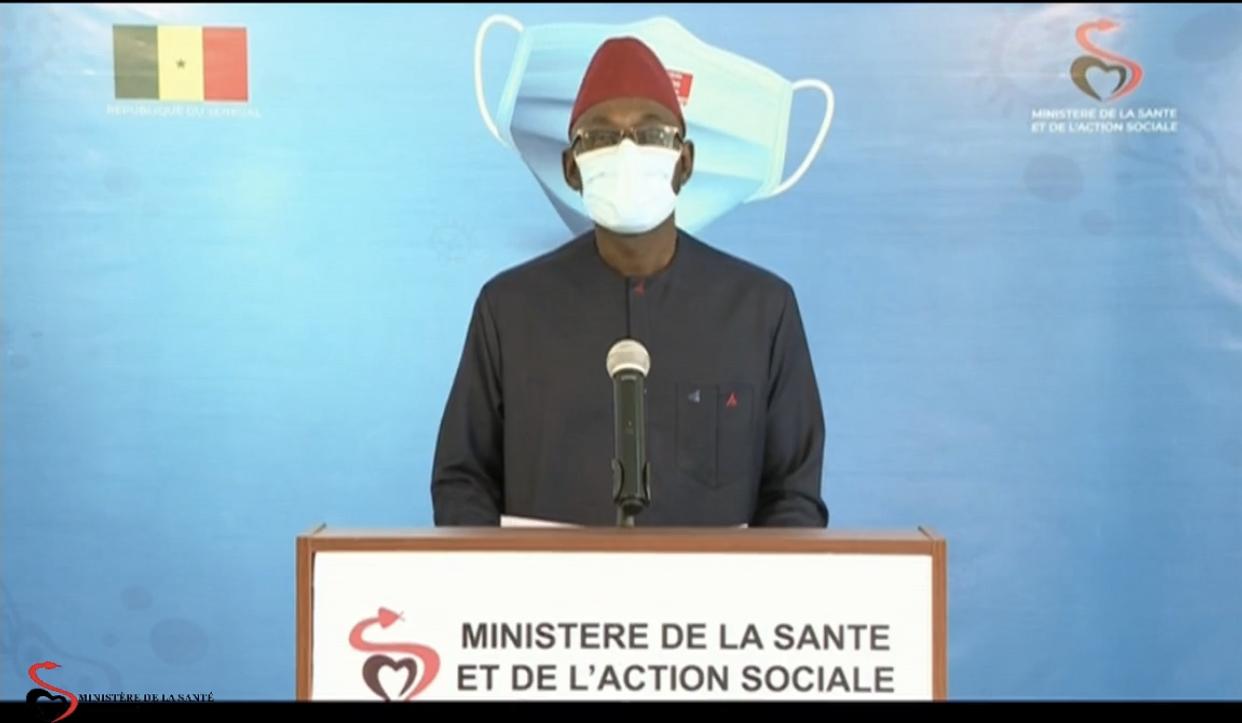 SÉNÉGAL : 245 nouveaux cas testés positifs au coronavirus, 90 nouveaux guéris, 6 nouveaux décès et 33 cas graves en réanimation.