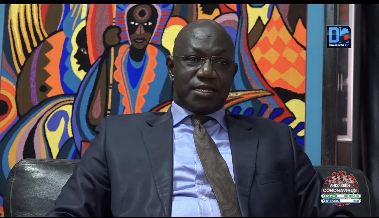 Nécrologie : Décès de Ibrahima Diouf, directeur du Bureau de mise à niveau du Sénégal.