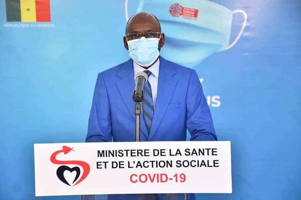 Covid-19: «Ce qu'il faut que les gens comprennent, concernant le vaccin…» (Dr Mamadou Ndiaye, directeur de la Prévention)