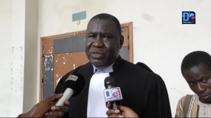 Couvre-feu / Me Assane Dioma Ndiaye sur l'arrestation de manifestants :« Quand les éléments constitutifs du délit de rébellion et d'atteinte (...) sont réunis, le déferrement est inéluctable »