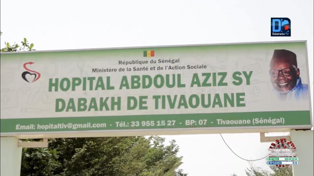 Tivaouane : L'intersyndicale des blouses blanches de l'hôpital El Hadj Abdou Aziz Sy Dabakh en guerre contre la direction.