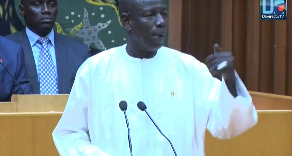 Vote projet de loi sur l'état d'urgence : « les Présidents Senghor, Mamadou Dia, Abdou Diouf et même Abdoulaye Wade ne seraient pas contre ce projet » (Vilane)