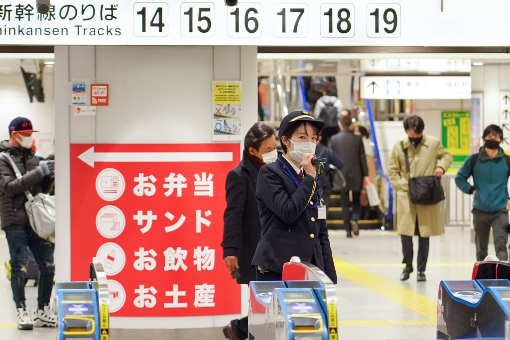 Coronavirus : un nouveau variant détecté au Japon.