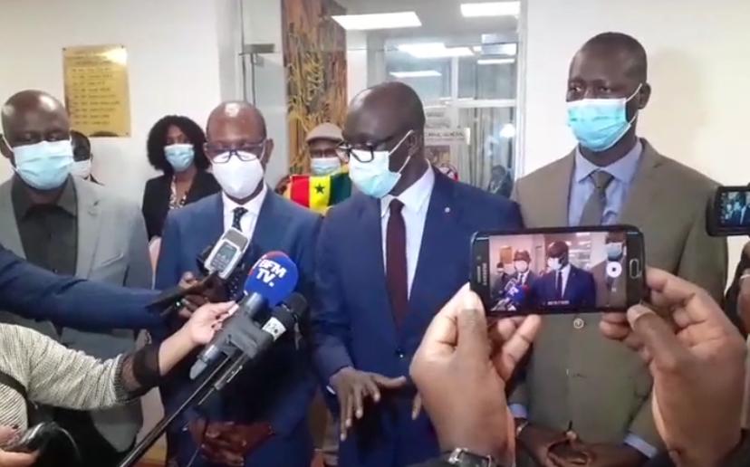 Affaire Diary Sow : « Les nouvelles sont rassurantes » (représentation diplomatique du Sénégal à Paris)