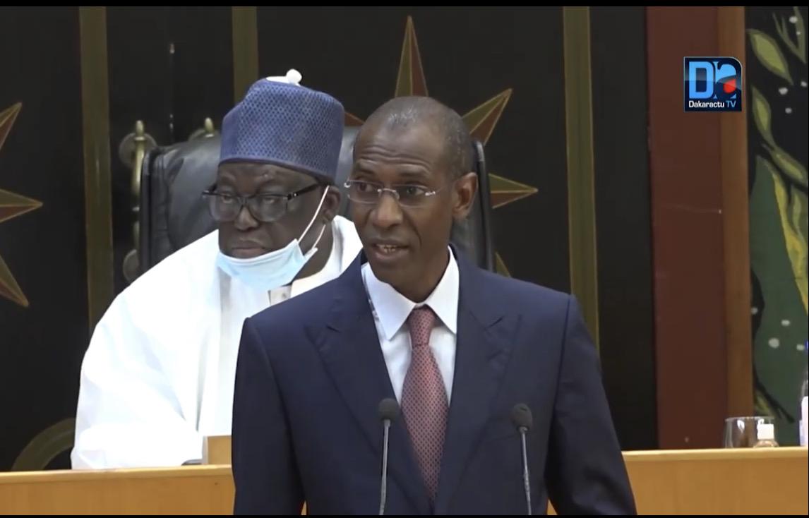 Projet de loi n° 45/2020 : Abdoulaye Daouda Diallo explique les motifs de l'adoption de ladite loi.