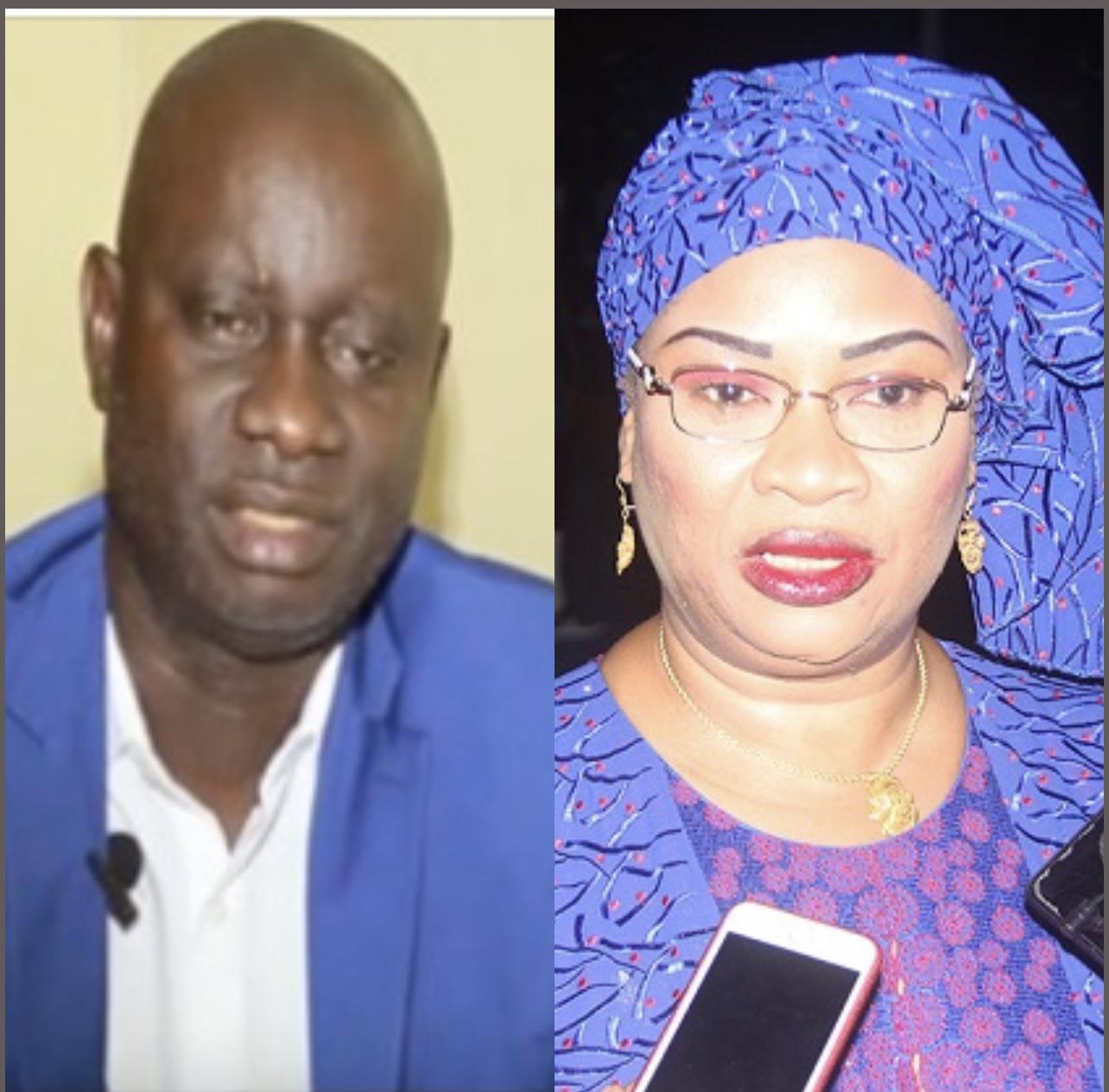 Contentieux entre Aïssatou Seydi et Diop Iseg : Retour sur une relation de confiance qui a atterri devant la justice.