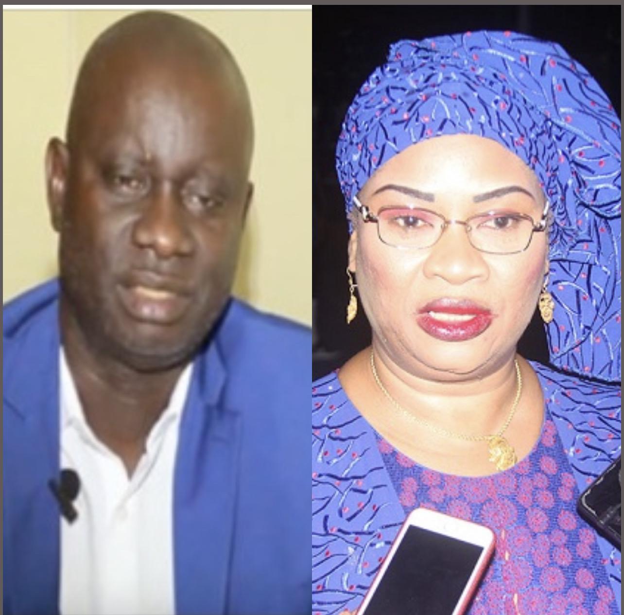 Affaire Aïssatou Seydi-Mamadou Diop : L'ex directrice de l'Iseg libérée