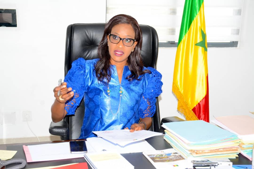Lutte contre la COVID-19 : Madame le Ministre Zahra Iyane Thiam Diop vante les mérites du Sénégal devant la communauté internationale