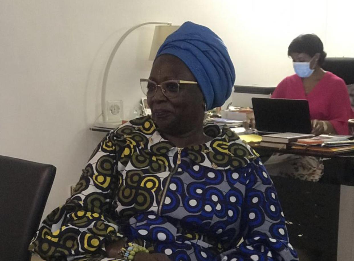 Côte d'Ivoire / Football : Mariam Dao Gabala à la tête de la commission de normalisation de la FIF.