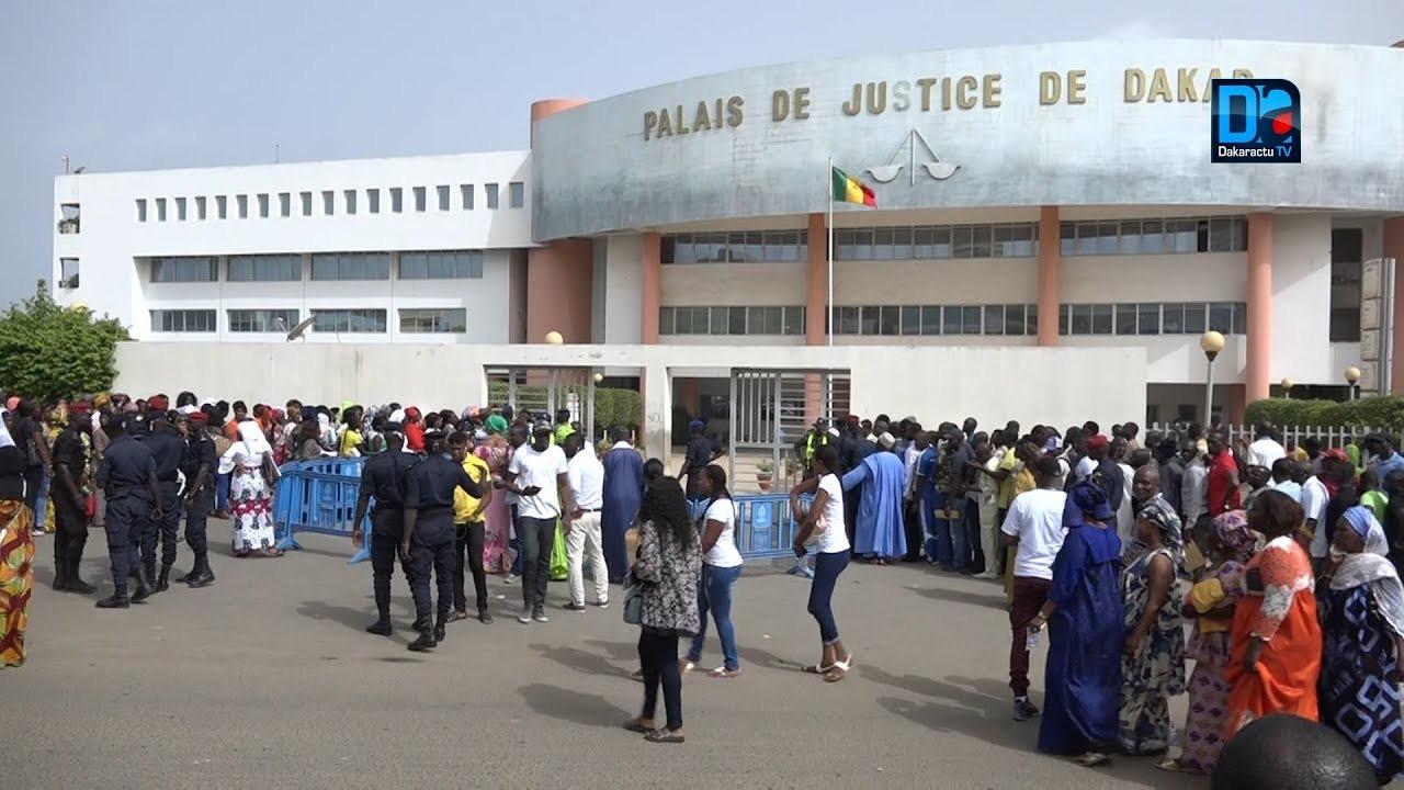 Procès Assane Diouf : Le parquet requiert 2 ans d'emprisonnement dont 8 mois ferme.