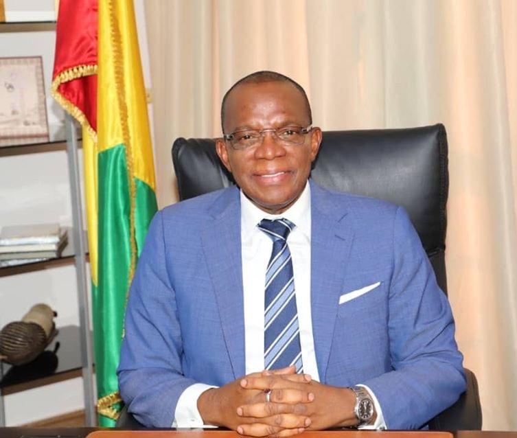 Guinée : Ibrahima Kassory Fofana reconduit Premier ministre.