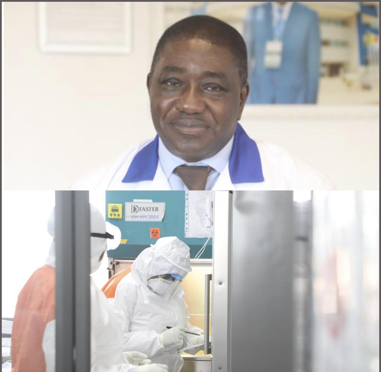 Nouveaux variants du Coronavirus: le Senegal à l'abri, selon le Professeur Souleymane Mboup de l'Iressef.
