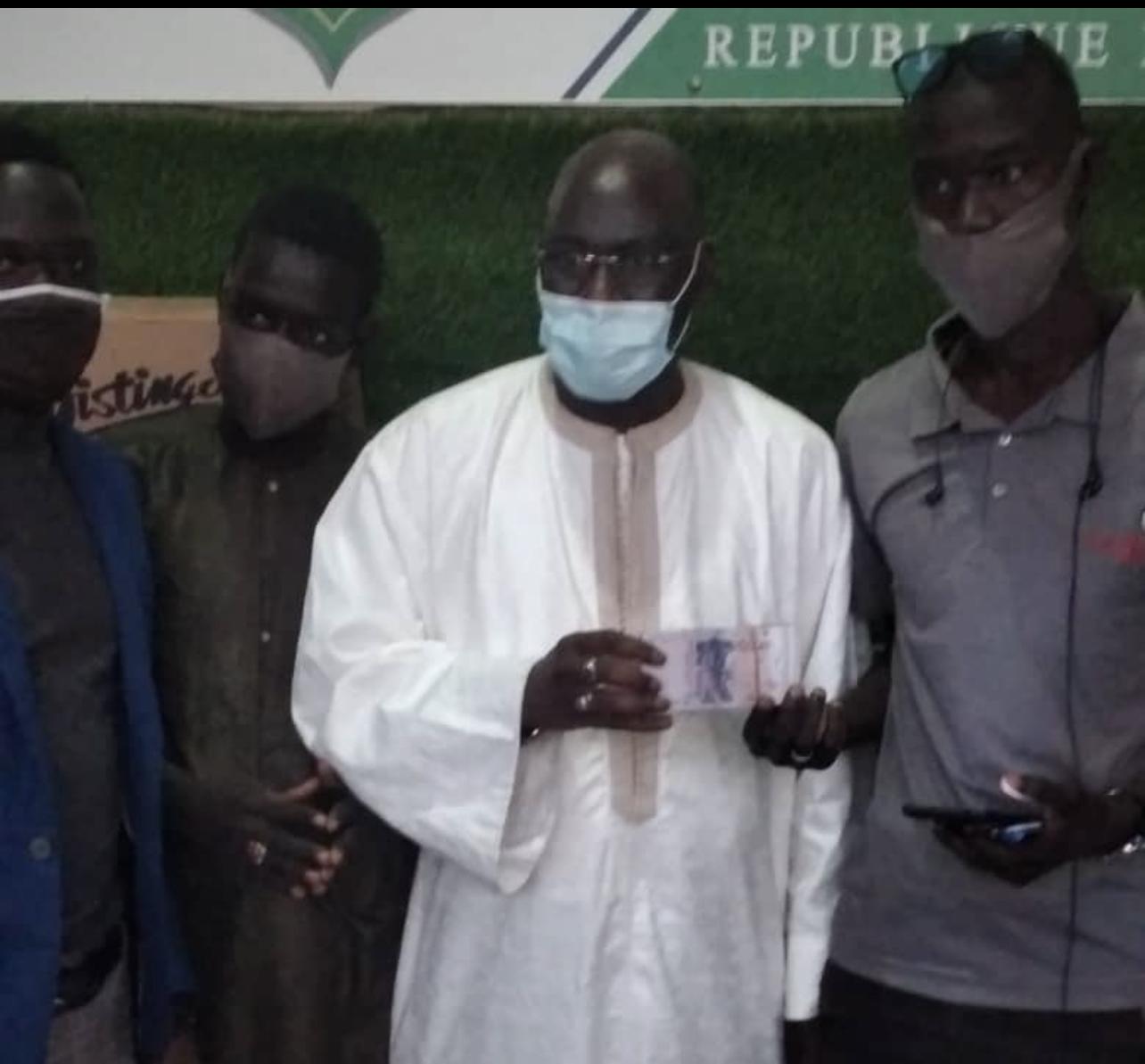 Ngoundiane : Le maire Mbaye Dione appuie la communauté arabisante.