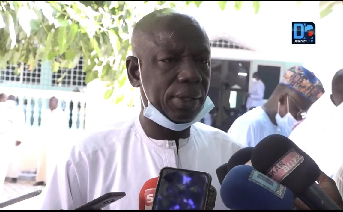Rappel à Dieu de Cheikh Ngaïdo Ba : Les condoléances du PS.