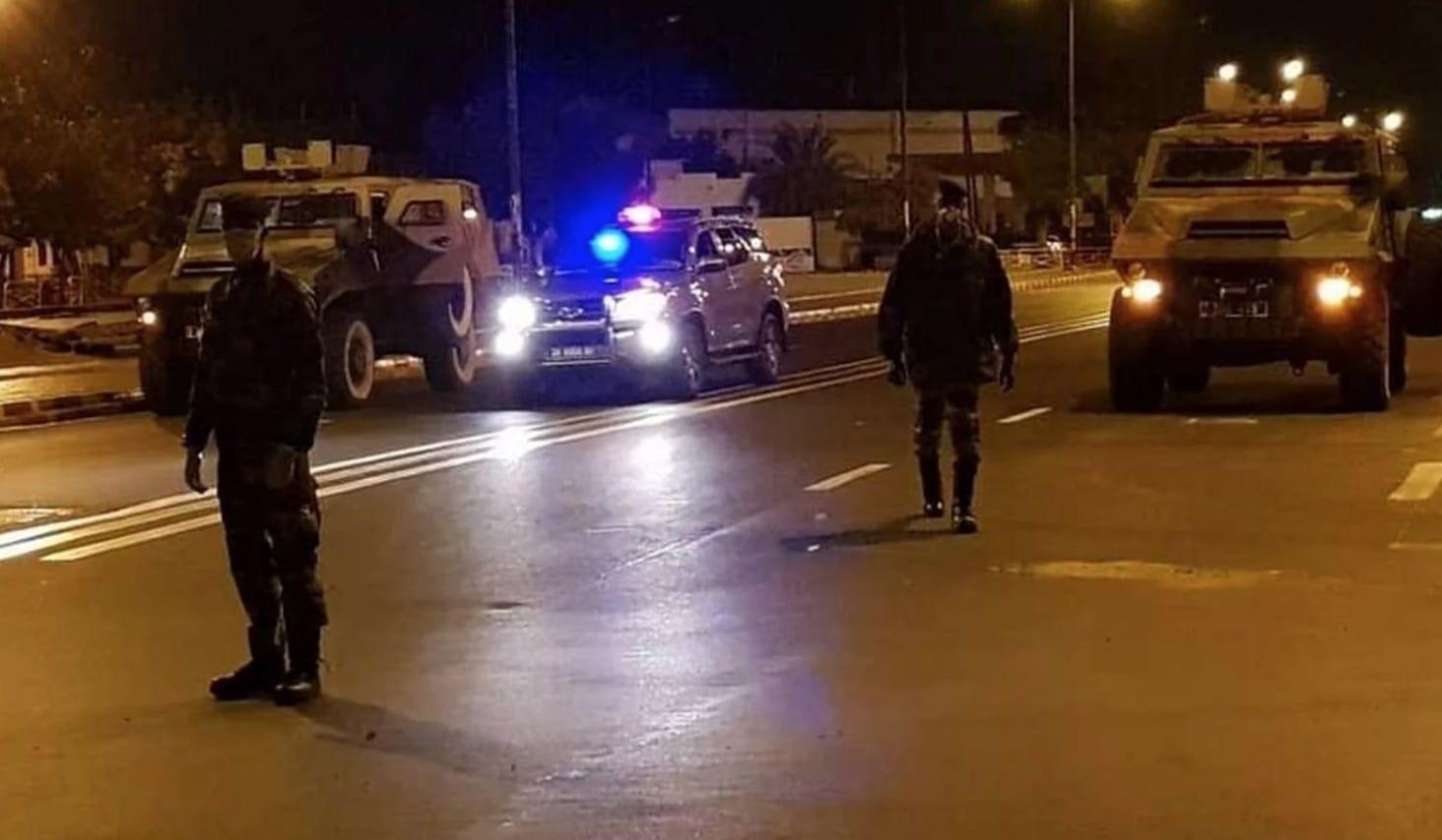 Couvre-feu/Rufisque-Keur Massar : 486 personnes interpellées, 2 472  000 F CFA récoltés.(Gendarmerie)