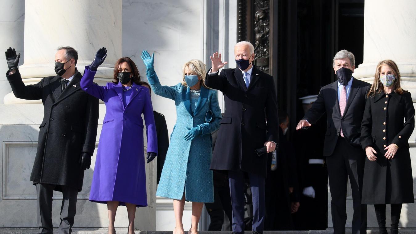Washington : Investiture imminente du 46e président des Etats-Unis.