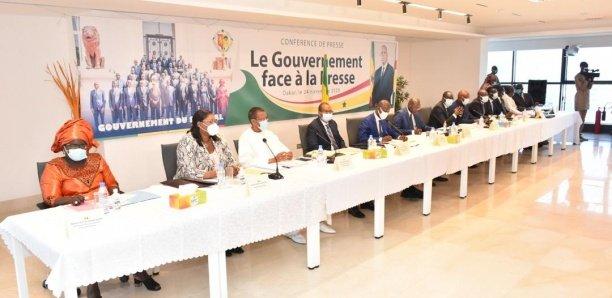 """Coronavirus : Le format """"Gouvernement face à la presse"""" suspendu jusqu'à nouvel ordre"""
