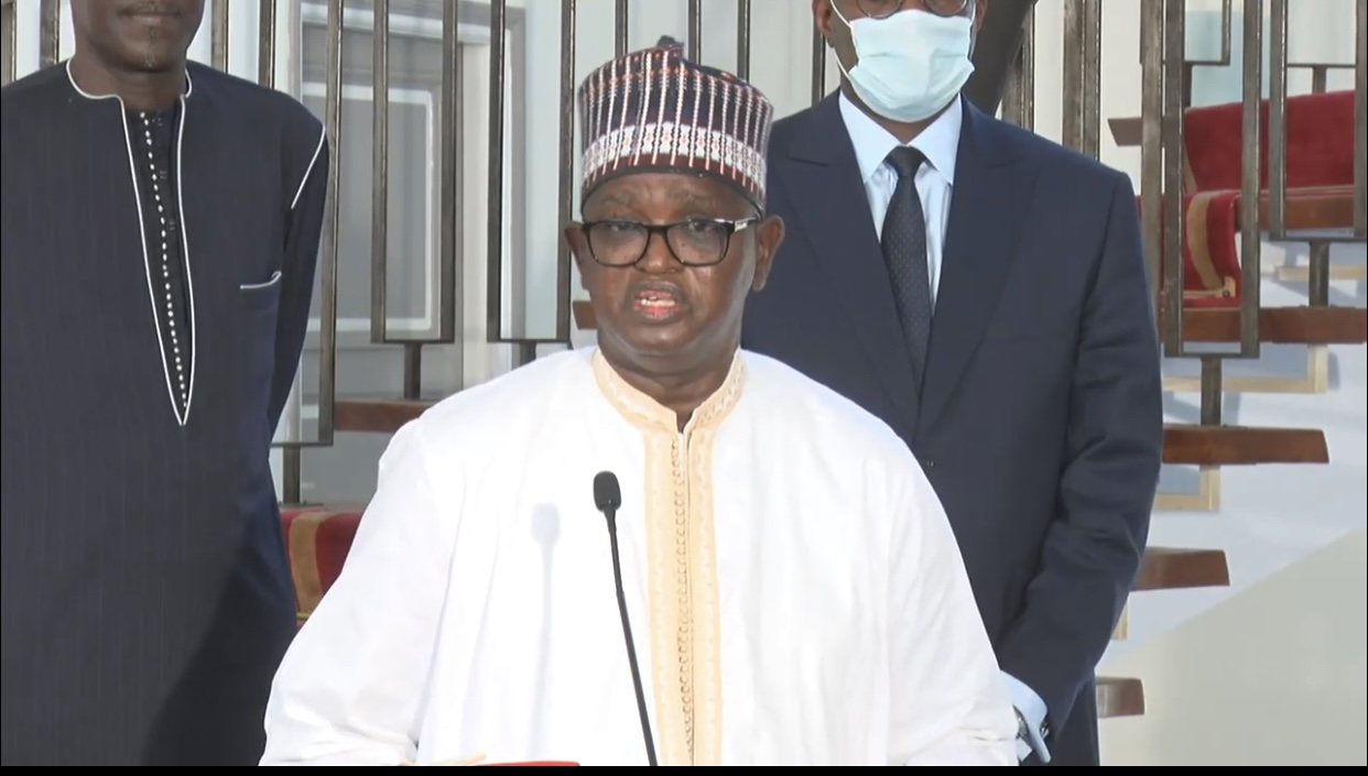 Abdou Latif Coulibaly : « Malgré le changement de régime, l'assemblée nationale a toutes les prérogatives d'entendre le gouvernement en parfaite collaboration avec le chef de l'exécutif »