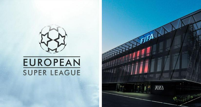 Création de la « Super League » : La FIFA et Cie mettent leur veto et avertissent les clubs récalcitrants.