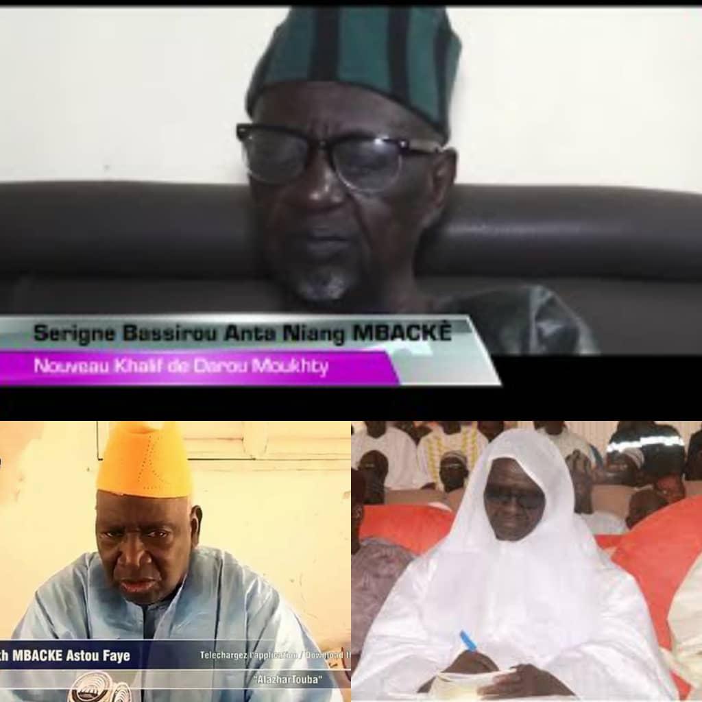 DAROU MOUKHTY / Le nouveau Khalife confirme Serigne Bassirou Mbacké Abdou Khoudoss porte-parole.
