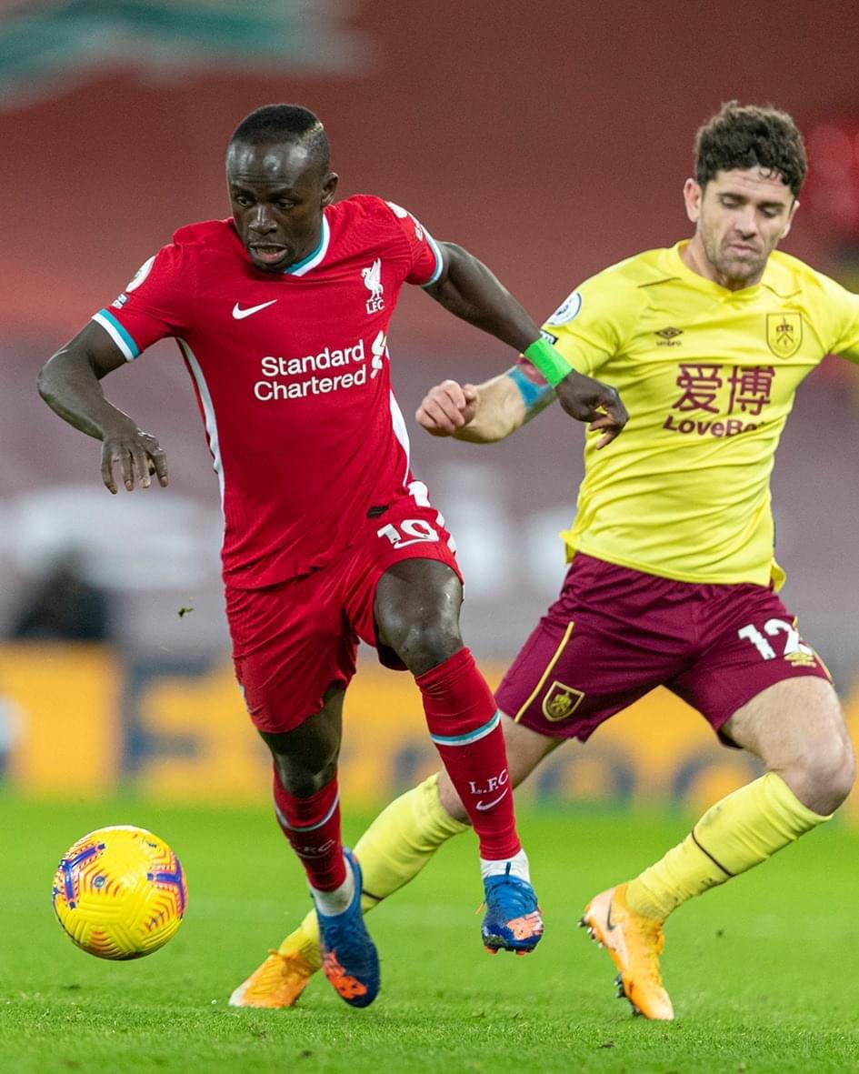 Premier League / Liverpool : Sadio Mané a perdu son premier match à Anfield après 68 rencontres...