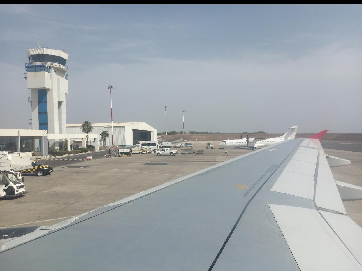 Cap-Vert / Taxe aéroportuaire : La presse sportive Sénégalaise bloquée à l'aéroport de Praia durant plusieurs minutes...