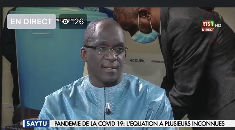 Mutation du virus Covid-19 : «Il n'y a pas encore de variante notée dans notre pays» (Abdoulaye Diouf Sarr, Ministre de la santé et de l'action sociale)