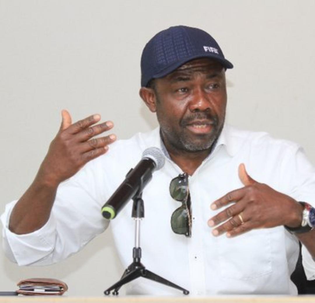 Présidence CAF / Veron Mosengo-Omba (Officiel FIFA) : «La FIFA ne vote pas mais elle n'est pas désintéressée…»