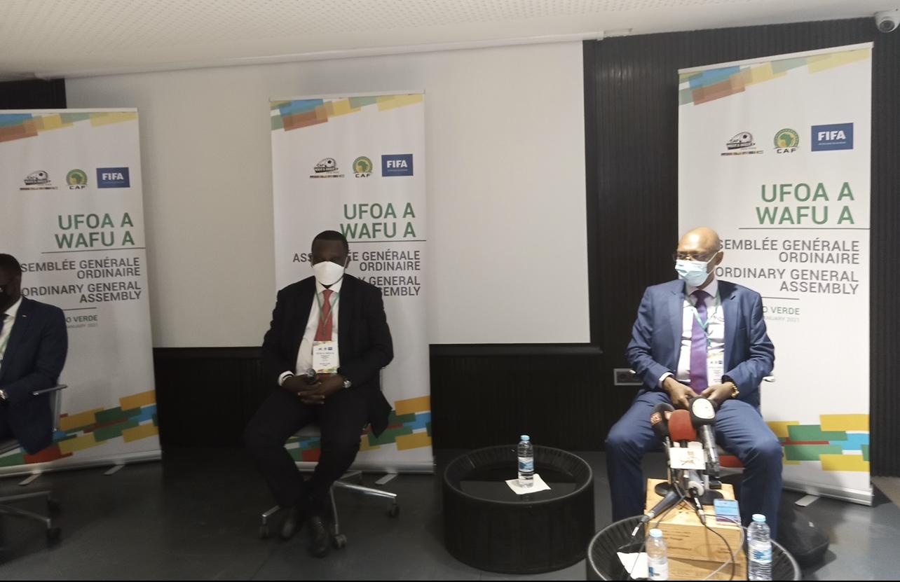 AG de l'UFOA - A / Promotion foot féminin et scolaire, Compétitivité de la zone : Antonio Souaré revient sur les nouveaux chantiers en perspective…