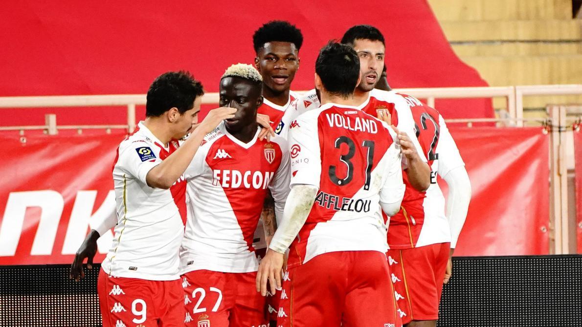 Victoire de Monaco face à Marseille : Krépin Diatta réussit son baptême de feu