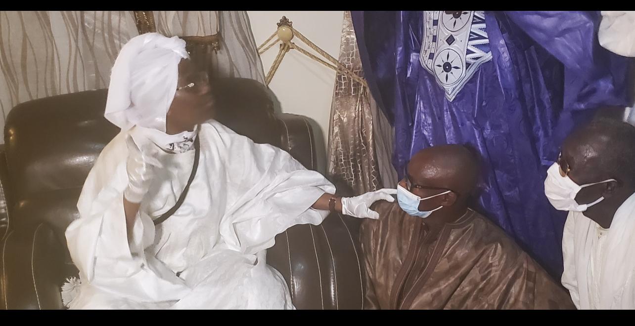 SERIGNE DAN MBACKÉ (Fils du Khalife de Darou Moukhty) : «Si vous voulez la paix dans ce pays, ne touchez pas à Serigne Modou Kara»