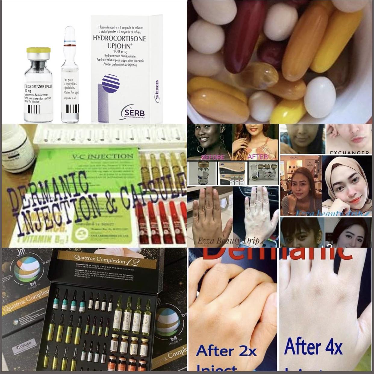 Société : Quand les traitements médicaux pour la peau transitent dans les rayons de boutiques de beauté et menacent des vies.