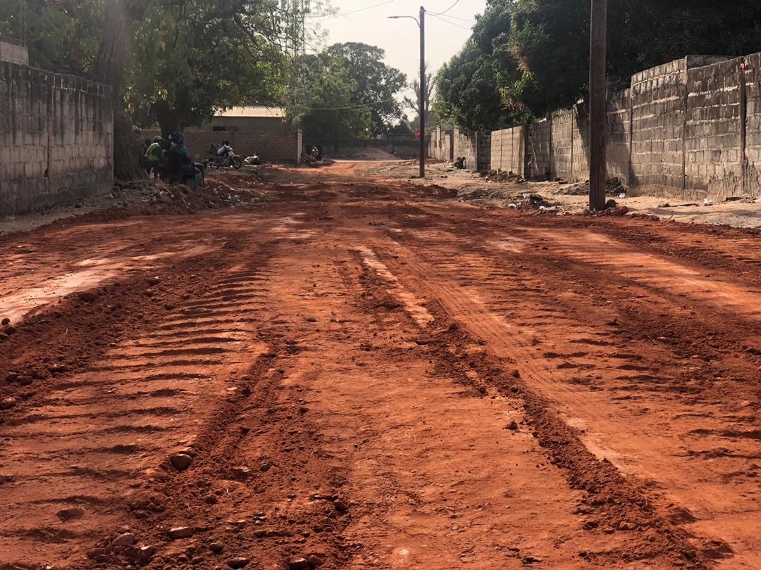 Actions citoyennes à Kolda : Des routes praticables grâce au mouvement « Kolda debout »