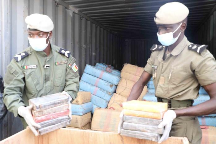 Criminalité transnationale organisée : «13 tonnes de chanvre indien saisies en 2020» (Douane Sénégalaise)