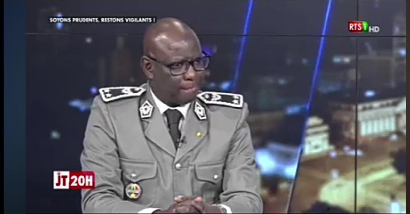 Bilan et recettes douanières 2020 : «La liquidation au niveau de la direction générale a franchi la barre des 1000 milliards malgré la crise» (Colonel Papa Ndiaye)