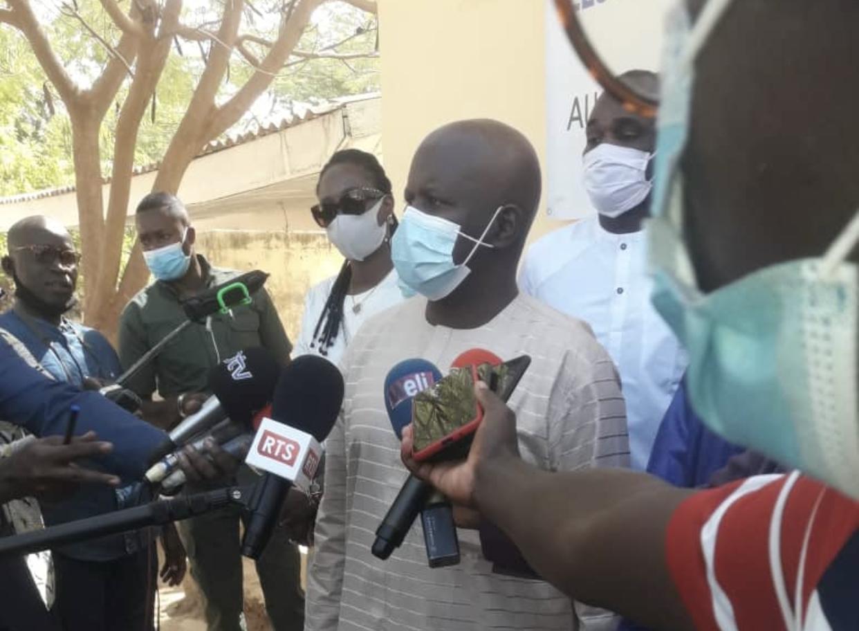 Kédougou et Tambacounda : Le ministre Pape Amadou Ndiaye présidé à la remise des appuis aux artisans.