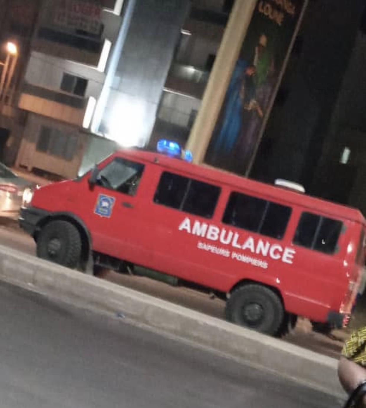 Vdn : Un homme fauché violement par un véhicule.