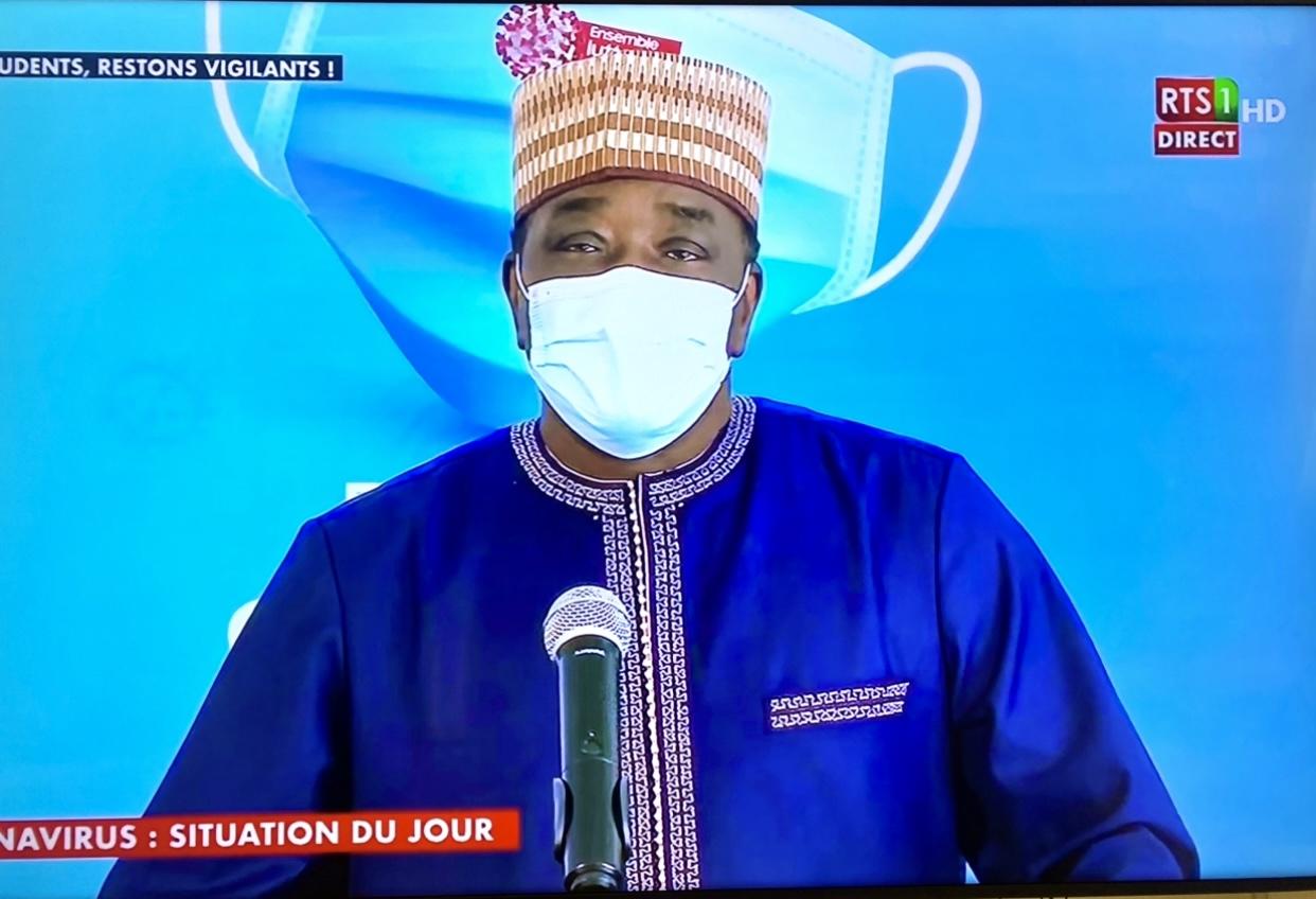 Pr Souleymane Mboup, président IRESSEF : « une variante britannique du coronavirus est découverte au Sénégal »