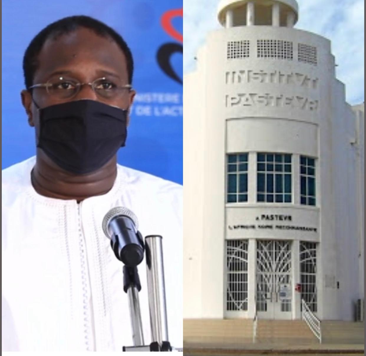 Entrée du variant britannique au Sénégal : L'Institut Pasteur appelle à une «analyse épidémiologique détaillée»