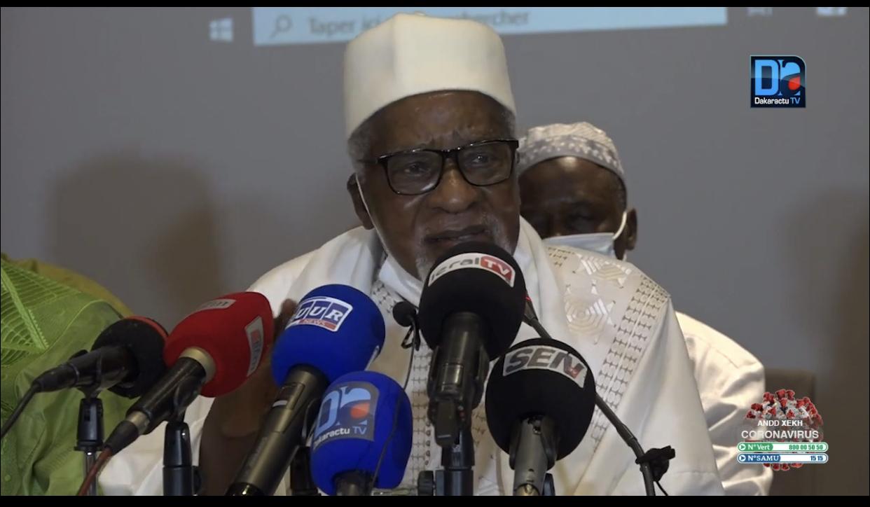 Nécrologie : rappel à Dieu de Mourchid Iyane Thiam, président de la commission nationale de concertation sur le croissant lunaire