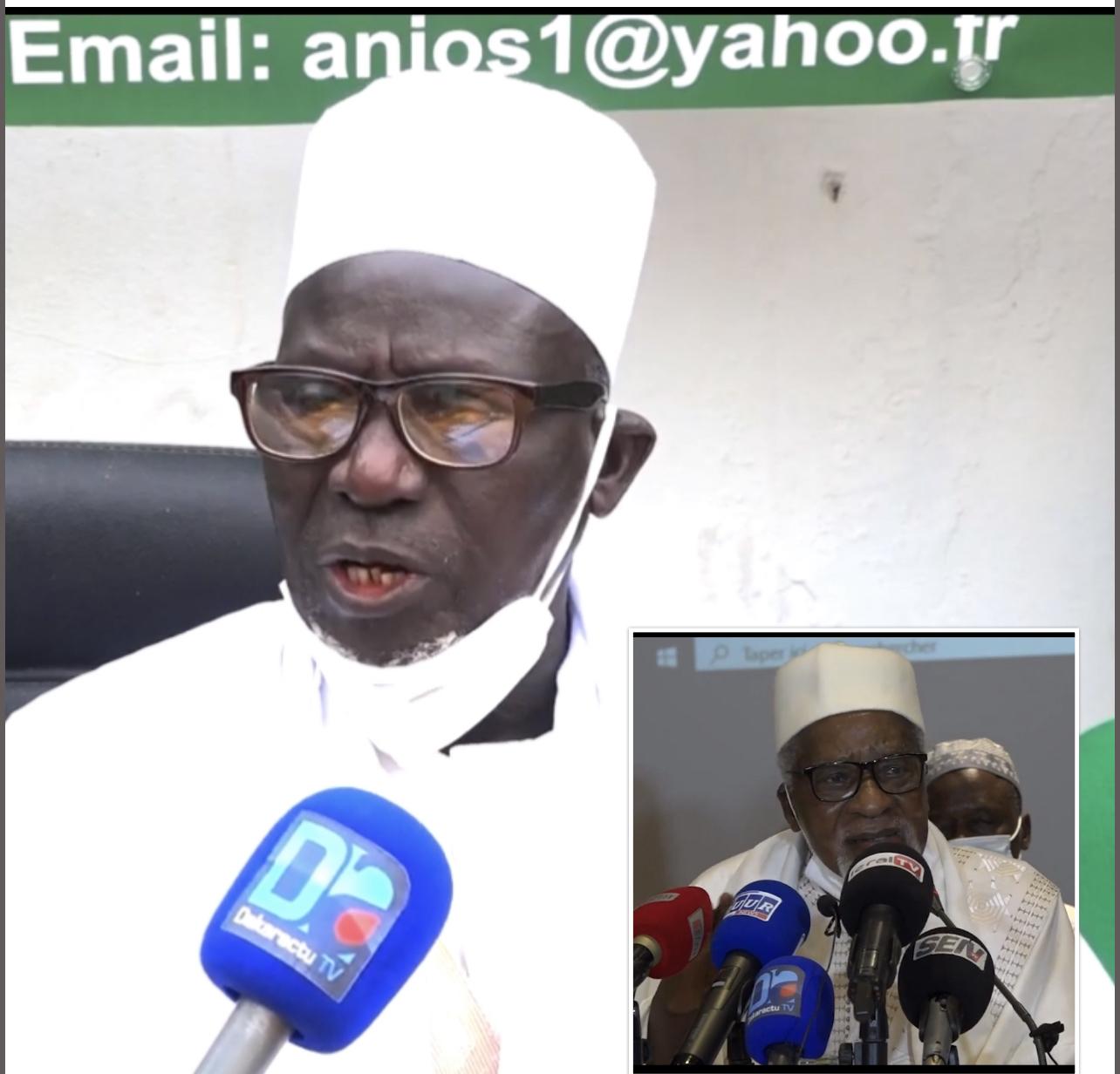 El Hadj Moustapha Guèye, suite au rappel à Dieu de Mourchid Iyane Thiam : «Ce que je retiens de ce monument avec qui j'ai tout partagé...»