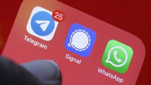 WhatsApp, Signal, Telegram : L'État appelé à la vigilance face à la monétisation des données personnelles et à l'impunité fiscale des réseaux sociaux.