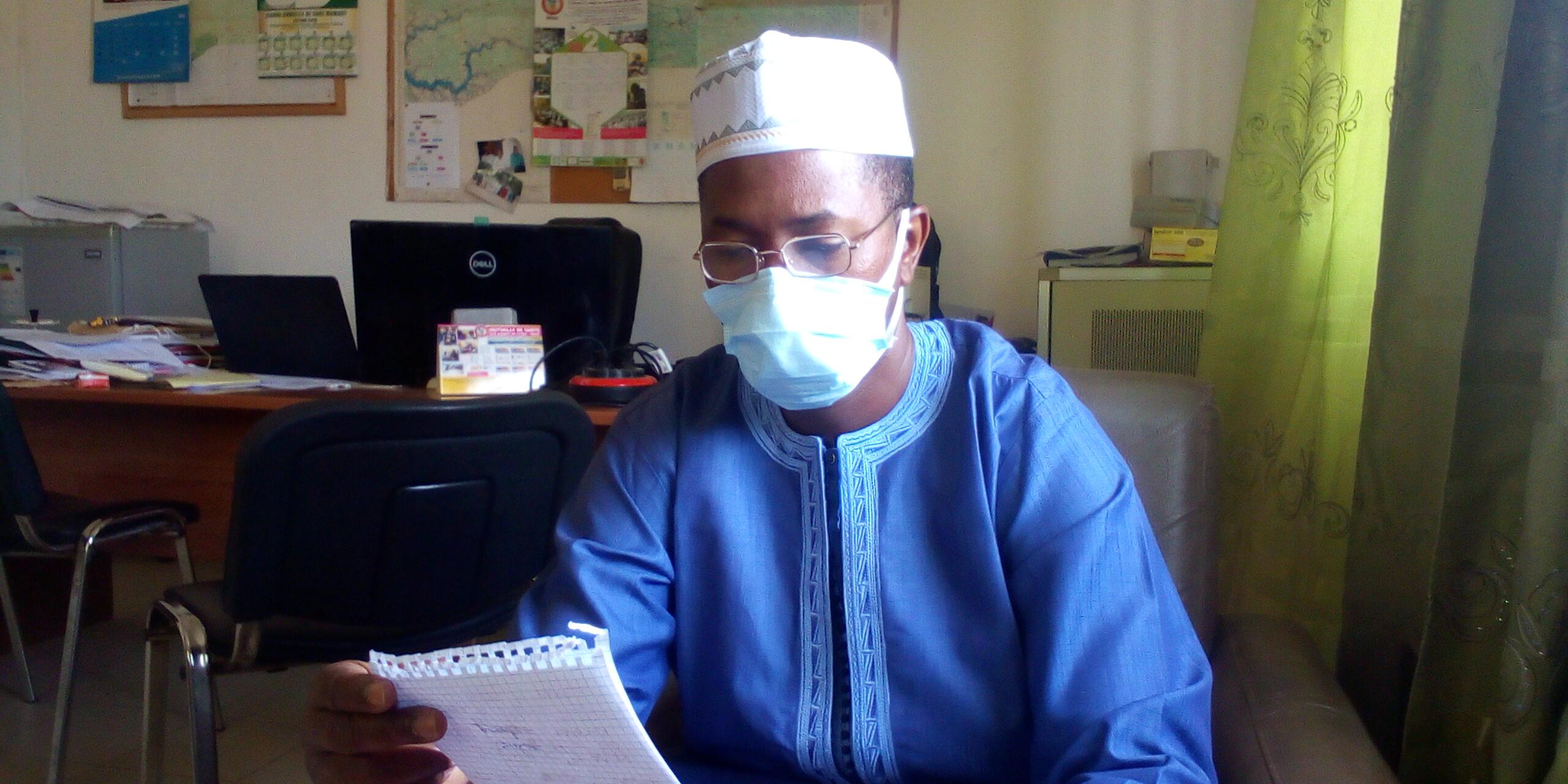 Dr Yaya Baldé médecin chef de région de Kolda: « L'hôpital régional a 6 lits tous équipés avec de l'oxygène… Nous sommes inquiets rapport à cette nouvelle variantedu virus…»