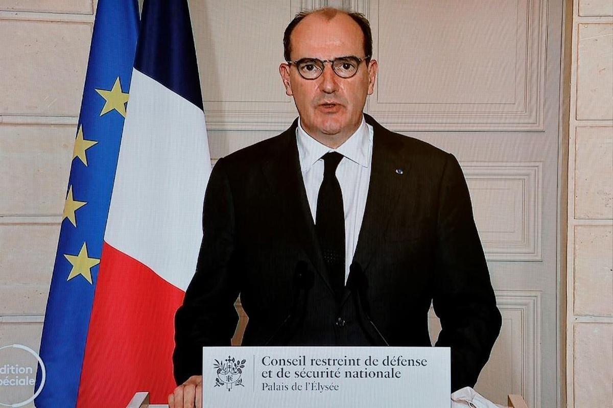 Covid-19 : la France ferme ses frontières aux pays extérieurs à l'UE, «sauf motif impérieux» (Jean Castex)
