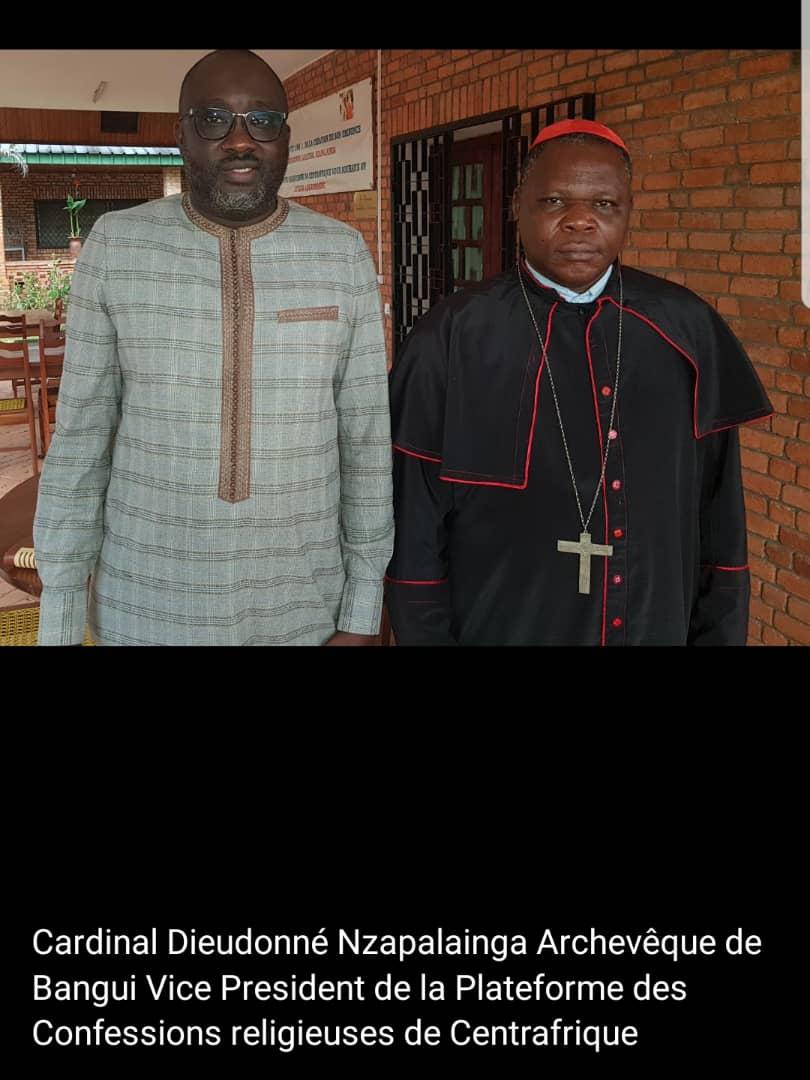 DIALOGUE POLITICO-SOCIAL en République Centrafricaine : Une mission du CIRID à Bangui.