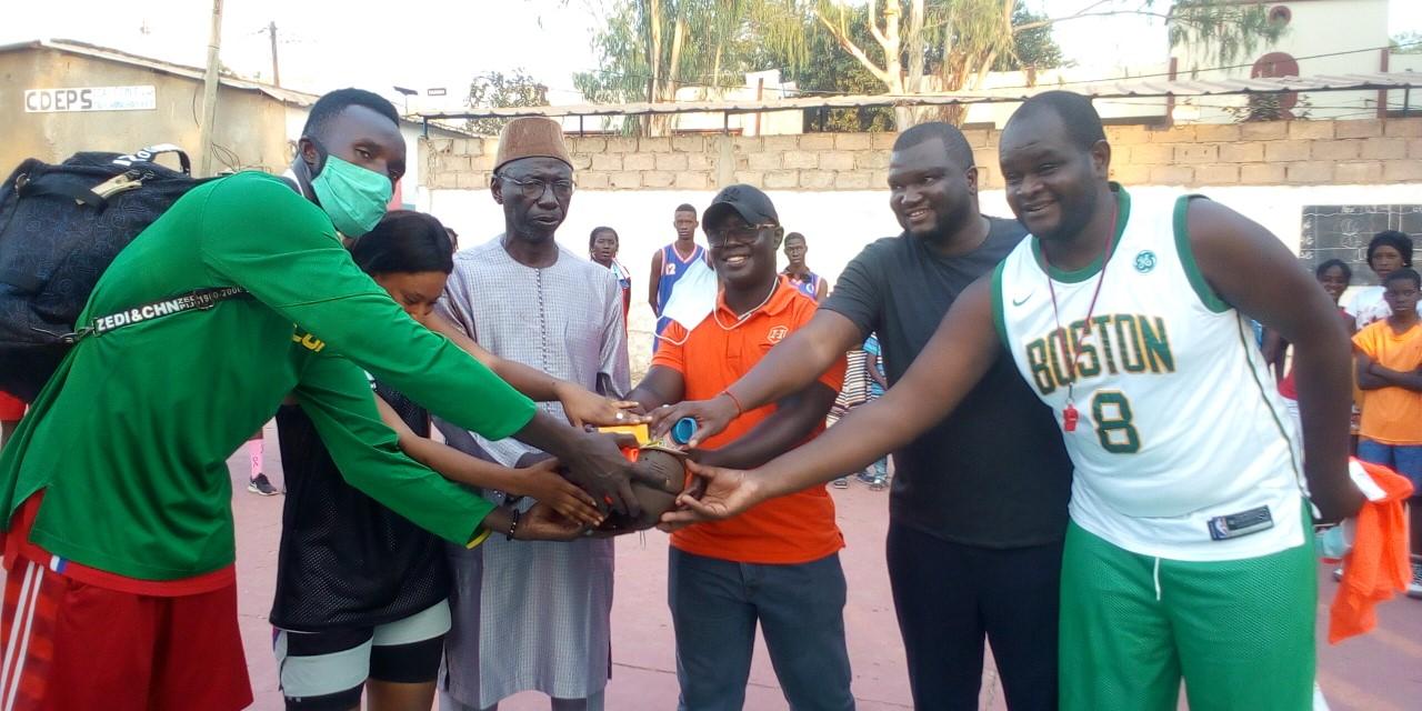 KOLDA : L'association des anciens basketteurs s'engage à rehausser le niveau des équipes locales.