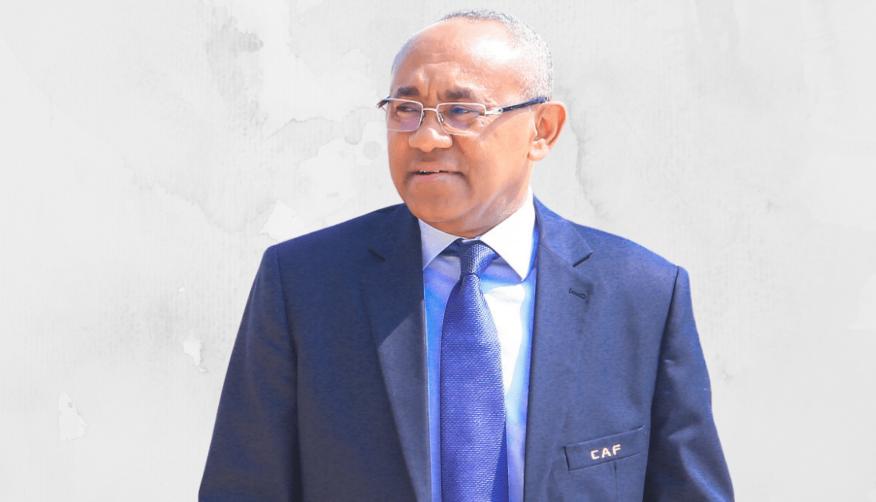 Présidence CAF : Ahmad Ahmad reprend officiellement les commandes.